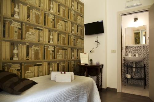 Camere singole Roma Termini, Roma centro vicino a Stazione Termini